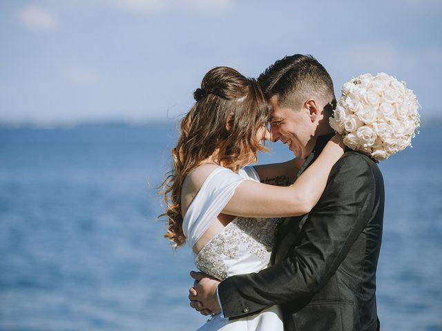 Il matrimonio di Francesco e Miriam a Roè Volciano, Brescia 30