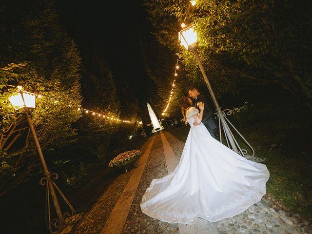 Il matrimonio di Francesco e Miriam a Roè Volciano, Brescia 43