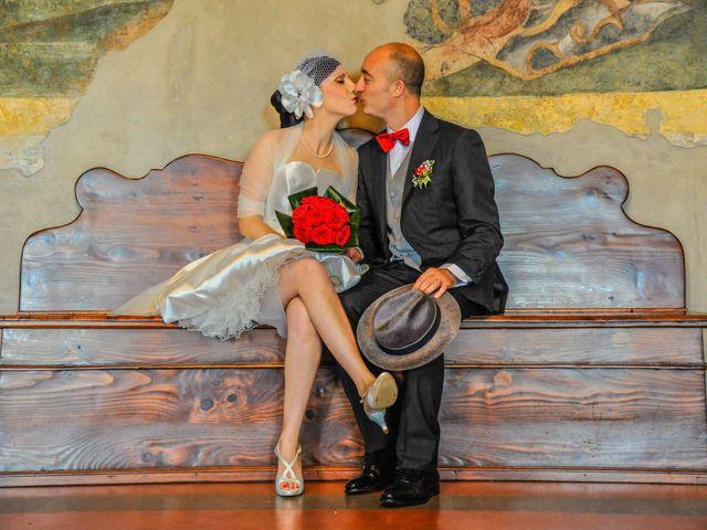 Il matrimonio di ivan e paola a Tarquinia, Viterbo 12