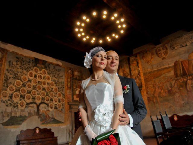 Il matrimonio di ivan e paola a Tarquinia, Viterbo 14