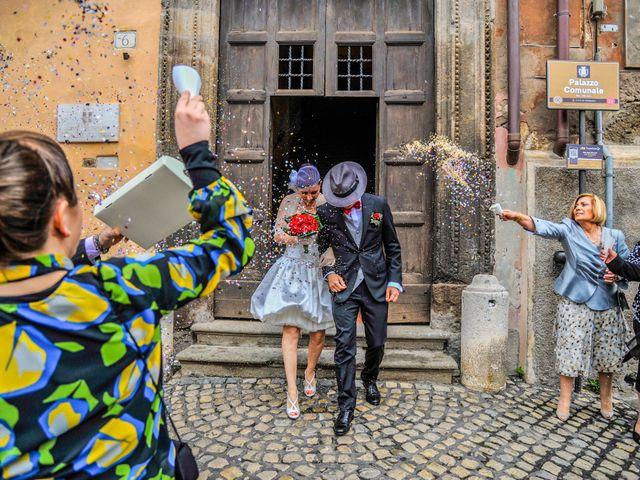 Il matrimonio di ivan e paola a Tarquinia, Viterbo 19