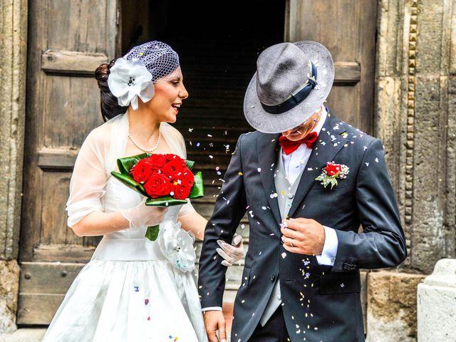 Il matrimonio di ivan e paola a Tarquinia, Viterbo 20
