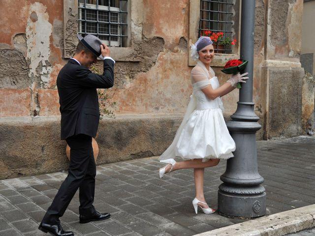 Il matrimonio di ivan e paola a Tarquinia, Viterbo 27