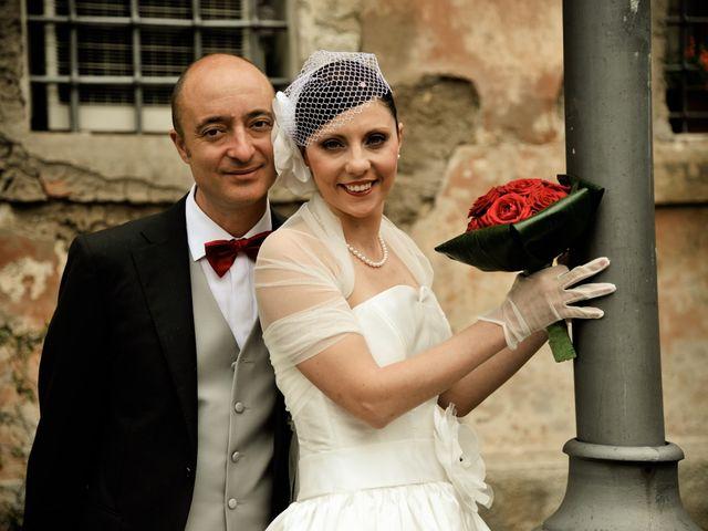 Il matrimonio di ivan e paola a Tarquinia, Viterbo 29
