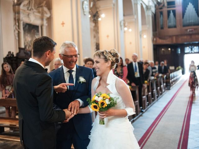 Il matrimonio di Paolo e Paola a Moncalvo, Asti 11