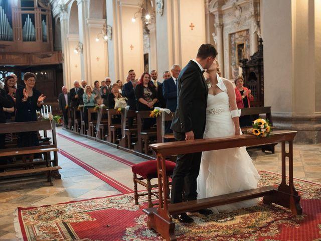 Il matrimonio di Paolo e Paola a Moncalvo, Asti 14