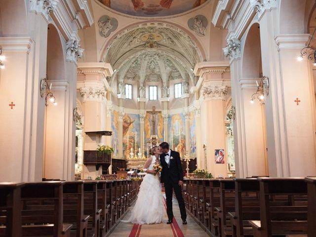 Il matrimonio di Paolo e Paola a Moncalvo, Asti 17