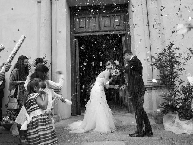 Il matrimonio di Paolo e Paola a Moncalvo, Asti 18