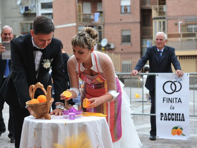 Il matrimonio di Paolo e Paola a Moncalvo, Asti 19