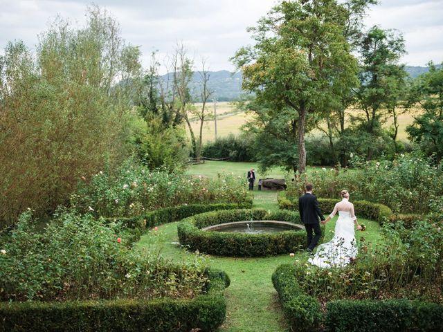 Il matrimonio di Paolo e Paola a Moncalvo, Asti 22