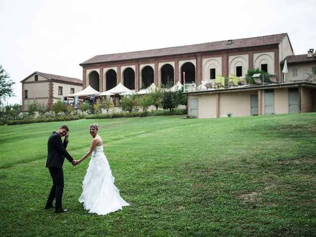 Il matrimonio di Paolo e Paola a Moncalvo, Asti 25