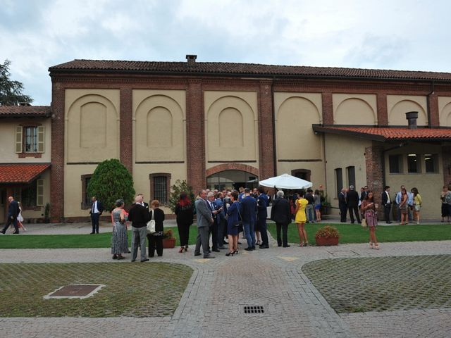 Il matrimonio di Paolo e Paola a Moncalvo, Asti 26