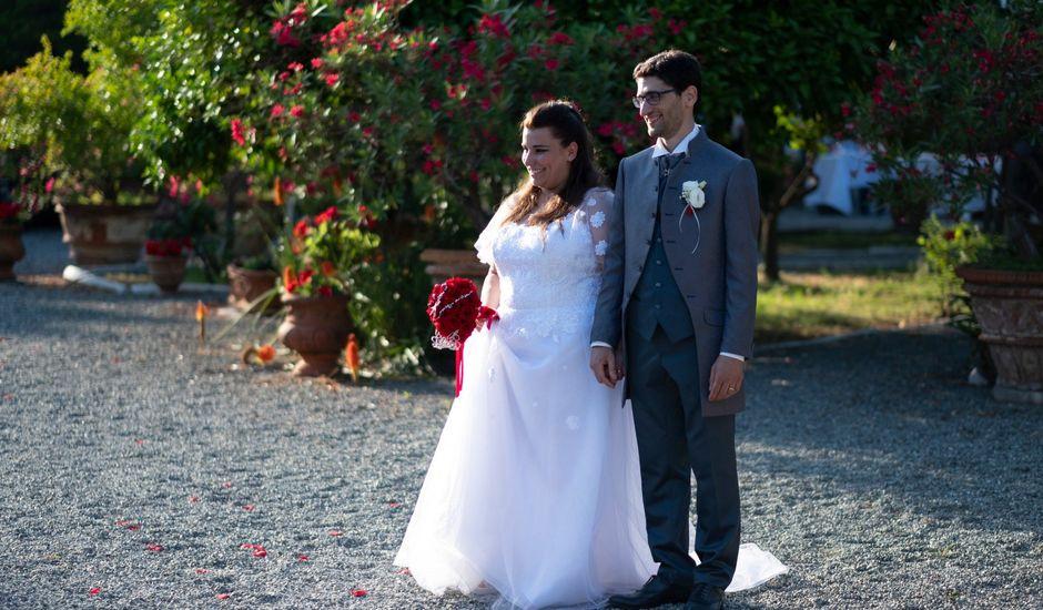 Il matrimonio di Marco  e Alice a Albisola Superiore, Savona