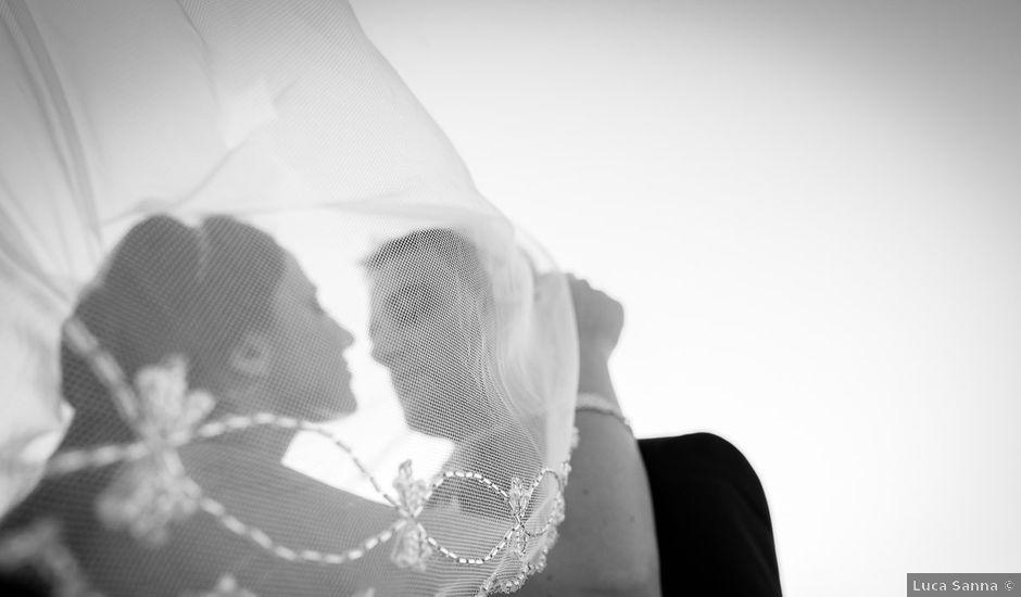 Il matrimonio di Riccardo e Gloria a Cabras, Oristano