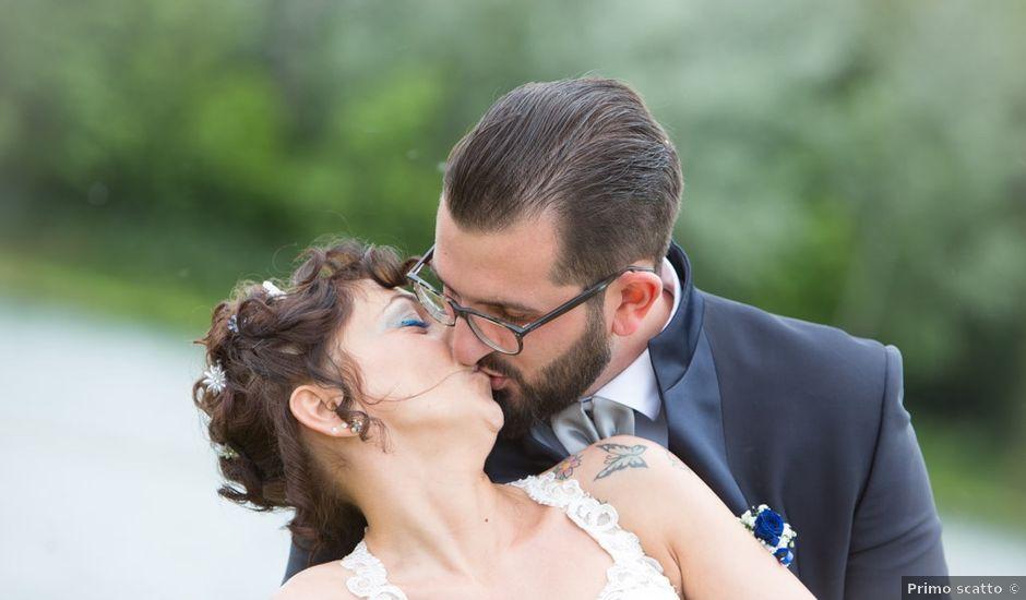 Il matrimonio di Luca e Simona a Vigevano, Pavia