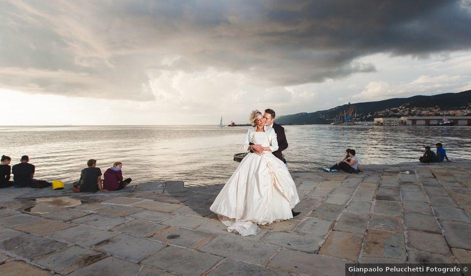 Il matrimonio di Marco e Debotah a Trieste, Trieste