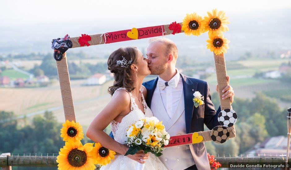 Il matrimonio di Davide e Martina a Magliano Alpi, Cuneo