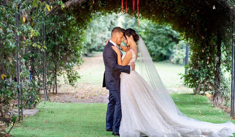 Il matrimonio di Federico  e Jessica  a Pombia, Novara