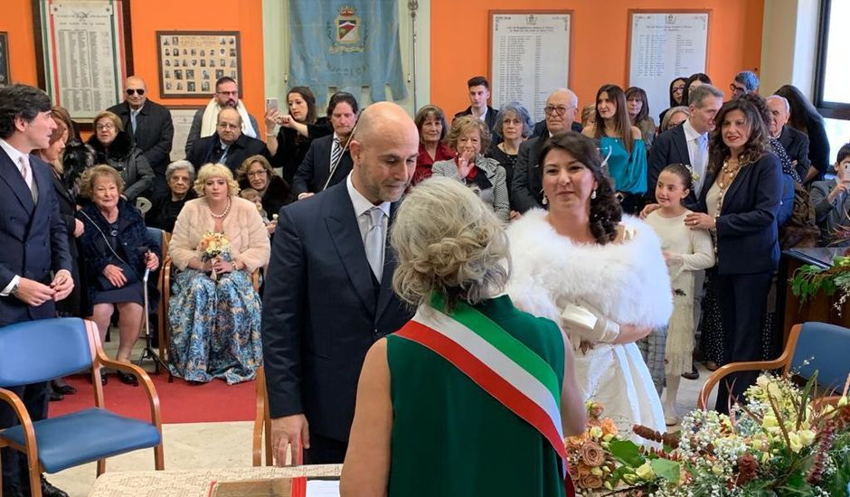 Il matrimonio di Angela Maria  e Antonio  a Nicolosi, Catania