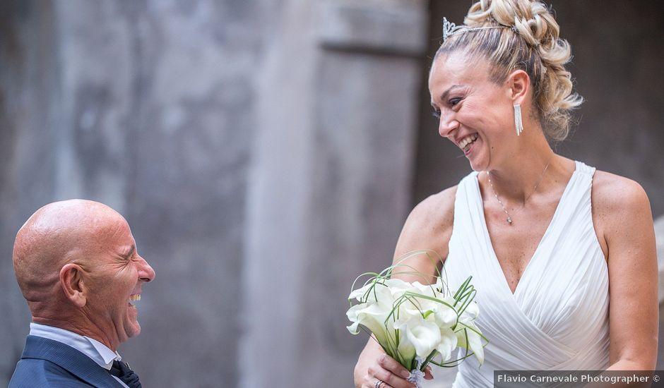 Il matrimonio di Denise e Marco a Roma, Roma
