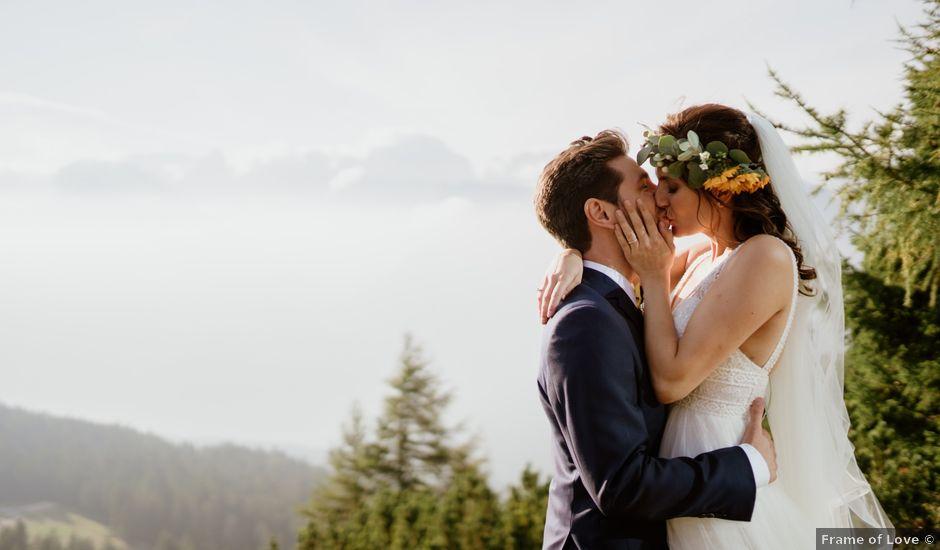 Il matrimonio di Walter e Erika a Trento, Trento