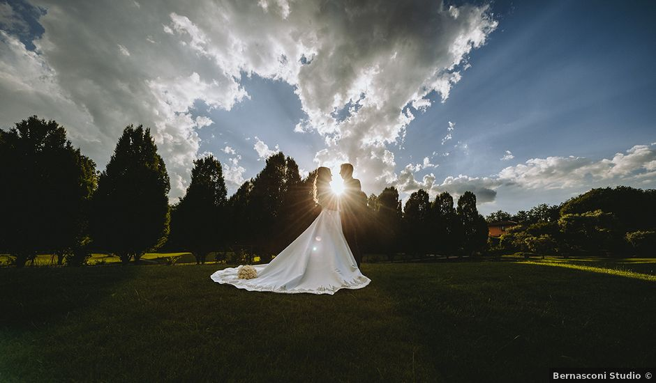 Il matrimonio di Francesco e Miriam a Roè Volciano, Brescia