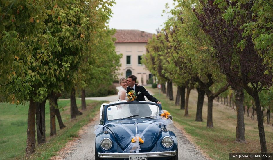 Il matrimonio di Paolo e Paola a Moncalvo, Asti