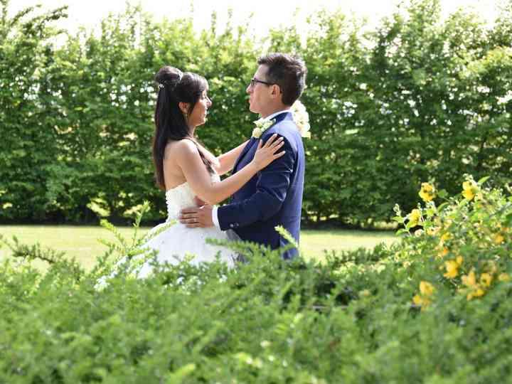 le nozze di Isabella e Matteo