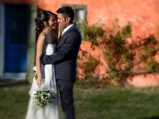 Le nozze di Stefania e Mario