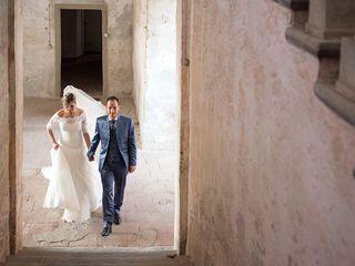 Le nozze di Giulia e Elio