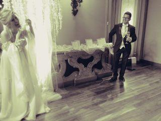 Le nozze di Cinzia e Zaccaro