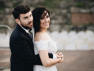 Le nozze di Fintan e Laura