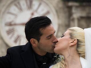 Le nozze di Alessandra e Tobia