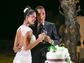 Le nozze di Aurora e Estevan