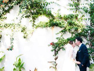 Le nozze di Cristina e Damiano