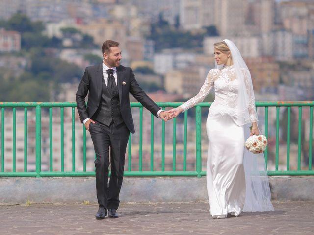 le nozze di Tina e Domenico