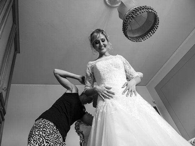 Il matrimonio di Elio e Giulia a Marlia, Lucca 19