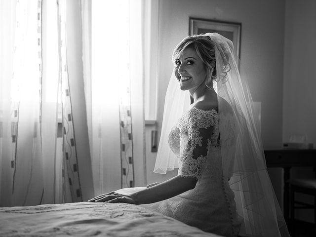 Il matrimonio di Elio e Giulia a Marlia, Lucca 21