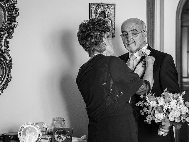 Il matrimonio di Elio e Giulia a Marlia, Lucca 22