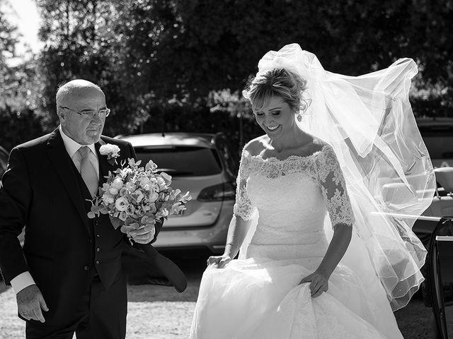 Il matrimonio di Elio e Giulia a Marlia, Lucca 24