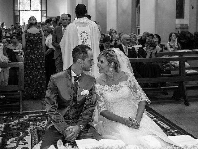 Il matrimonio di Elio e Giulia a Marlia, Lucca 31