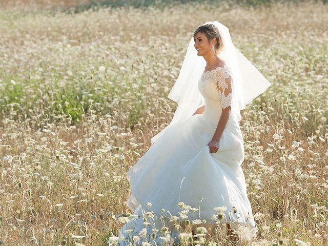 Il matrimonio di Elio e Giulia a Marlia, Lucca 41