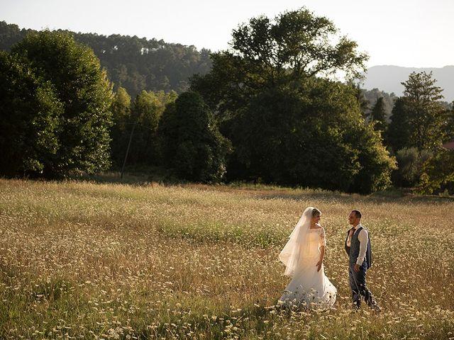 Il matrimonio di Elio e Giulia a Marlia, Lucca 42