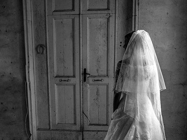 Il matrimonio di Elio e Giulia a Marlia, Lucca 44