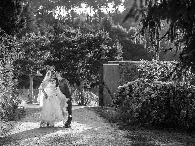 Il matrimonio di Elio e Giulia a Marlia, Lucca 48