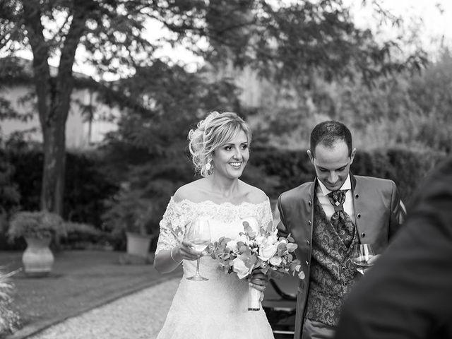 Il matrimonio di Elio e Giulia a Marlia, Lucca 52