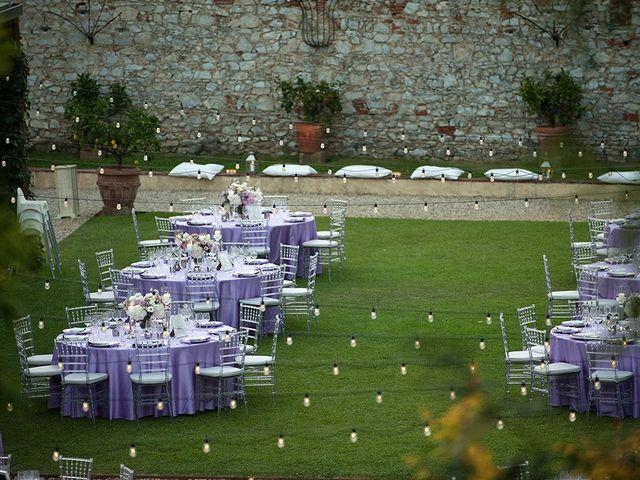Il matrimonio di Elio e Giulia a Marlia, Lucca 2