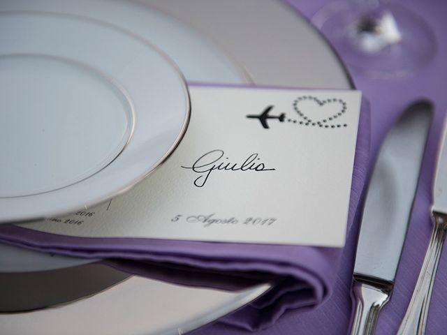 Il matrimonio di Elio e Giulia a Marlia, Lucca 66