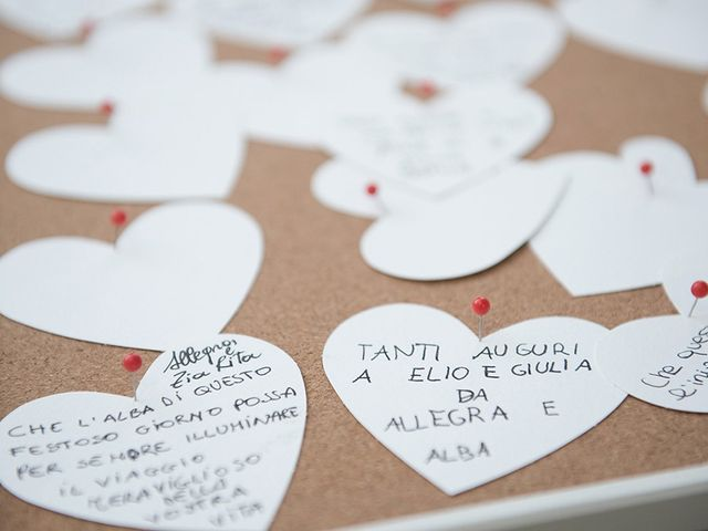 Il matrimonio di Elio e Giulia a Marlia, Lucca 69