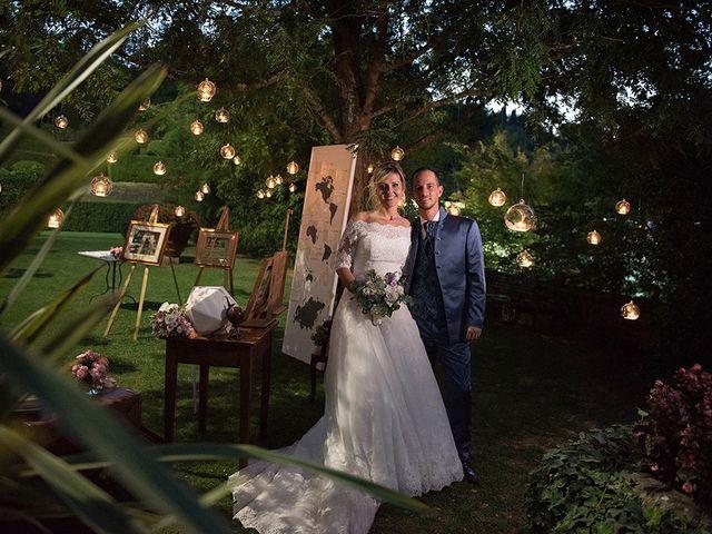 Il matrimonio di Elio e Giulia a Marlia, Lucca 73